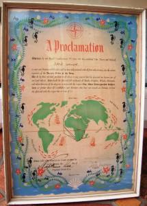 Neptune Proclamation