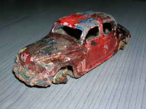 Garden car - 1
