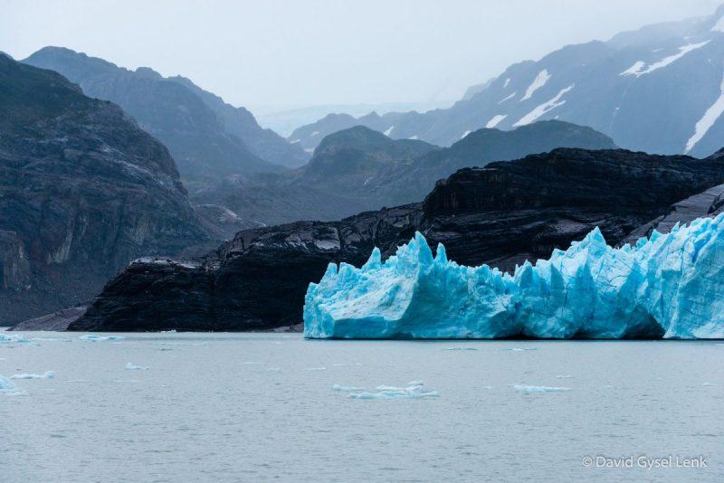 Glaciar Grey, P.N. Torres del Paine, Chile