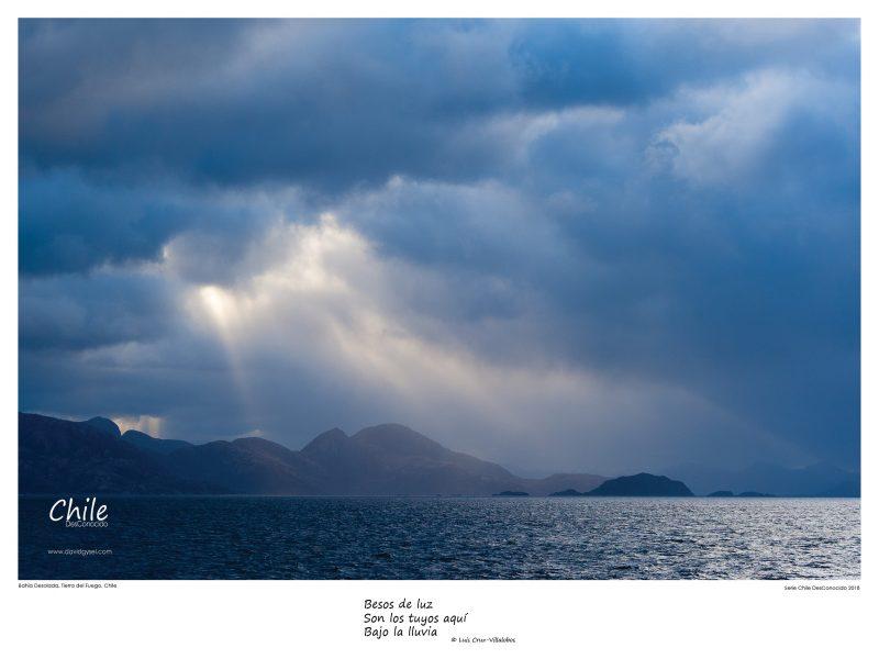 Bahia Desolada, Tierra del Fuego, Fine Art Print