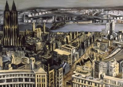 Landscape/Architecture 1992 – 1994