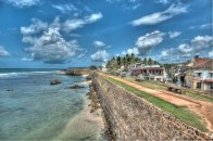 Galle Fort, Sri Lanka © David Hamilton Melby high dynamic range
