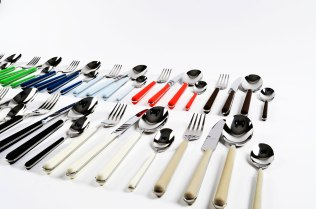 Mepra Fantasia cutlery © David Hamilton Melby