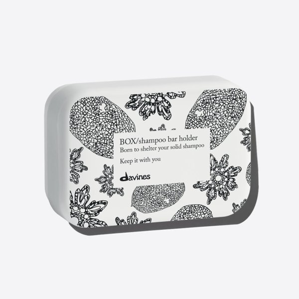 Davines BOX,Shampoo Bar Case