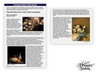 Hoosier Salon's Newsletter