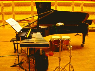 """Yr"" (Abel Paul) Percussion Set, Composer's Dept. Recital [Amsterdam Conservatory, 2009]"