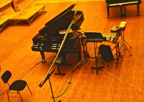 """Yr"" (Abel Paul) Percussion Set, Composer's Dept. Recital [Amsterdam Conservatory, 2009]"
