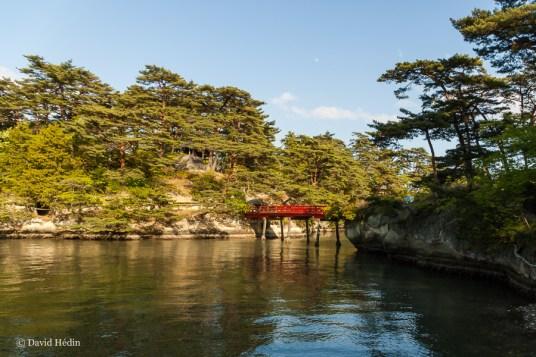 C'est avec une promenade sur la petite l'île de Oshima que je termine ma journée à Matsushima.