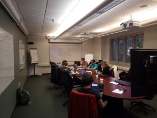 NIMBioS Ecological Network Dynamics Working Group meeting 3