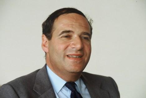 Leon Brittan when he was EU commisisoner in late 1980s
