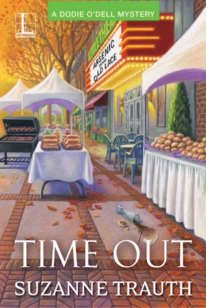 Time Out by Suzanne Trauth book cover