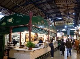 Tripe in the market