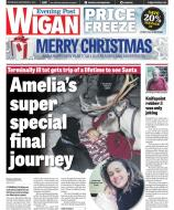 wigan evening post