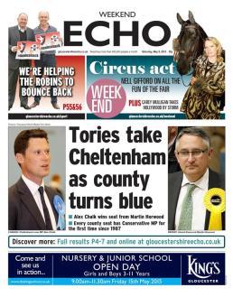 election gloucestershire