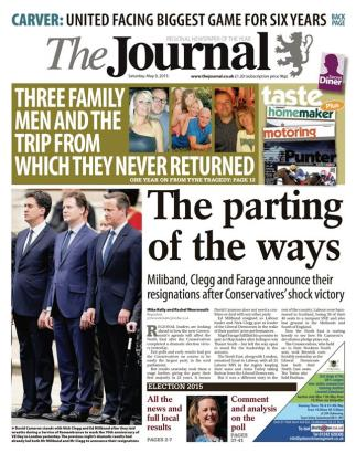 election newcastle journal