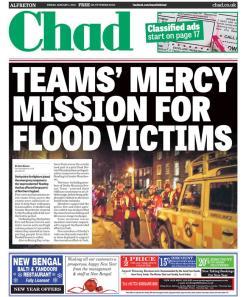 floods friday chad