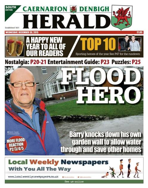 floods wednesday herald