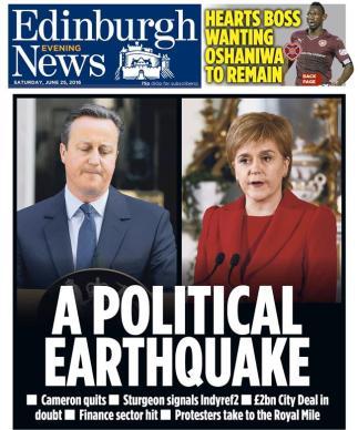 brexit edinburgh