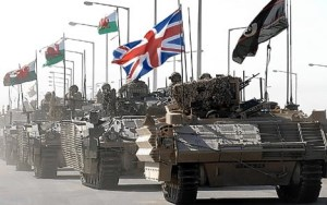 British Withdrawal Basra