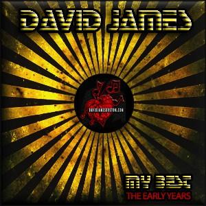 CD MY BEST BY DAVID JAMES IN BOSTON