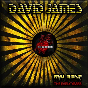 CD MY BEST BY DAVID JAMES IN BOSTON