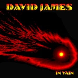 Album In vain By David James In Boston 1990