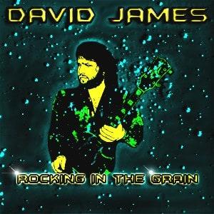 Rocking In The Grain Cd By David James In Boston 1996