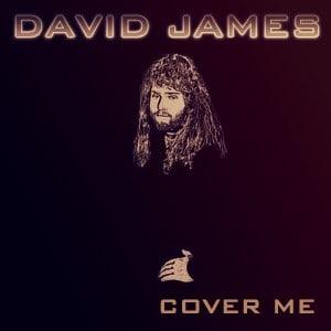 Album Cover Me CD By David James In Boston
