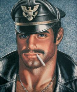 Tom of Finland (comics)