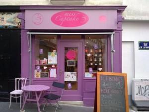Boutique parisienne rigolote