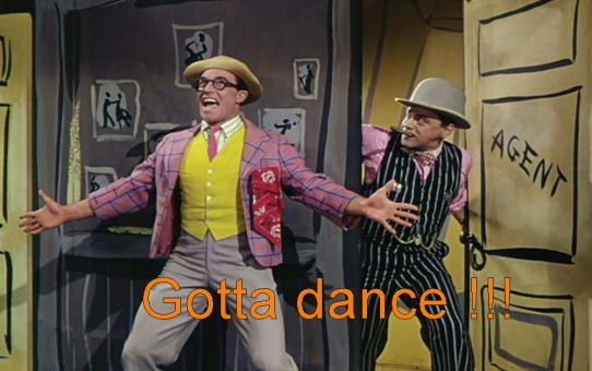 Faut qu'je danse - gotta dance