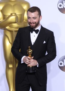 Sam Smith - Oscars 2016