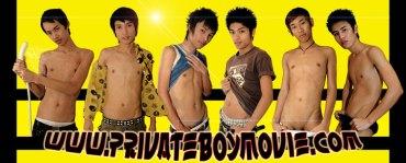 Crevettes Thailandaises - Private boys movies