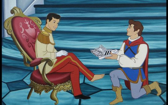 Gay Disney Princes