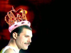 Freddy Mercury : the Queen