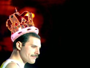 Freddy Mercury : the Queen
