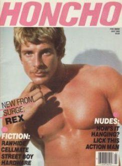 Honcho magazine