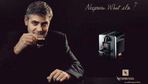 George vendant du café