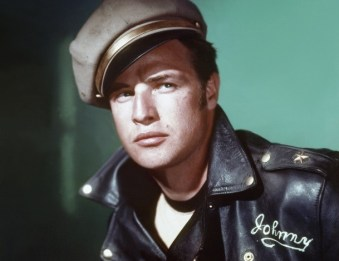 Marlon Brando, le premier Johnny
