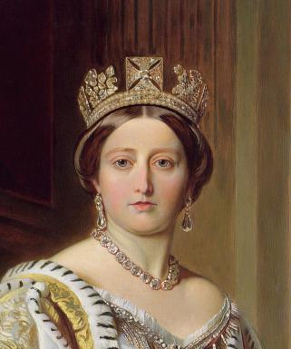 Victoria, une reine absorbée