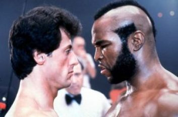 Rocky rencontre Mr T