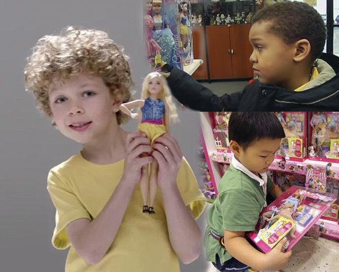 Barbie la poupée des gays