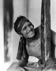 Douglas Fairbanks Sr - Le Voleur de Bagdad - 1924