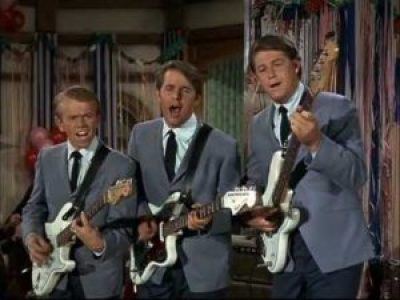 Les beach boys - The Monkey's Uncle 1965