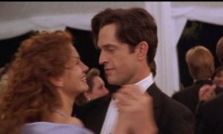 Ruppert Everett, roi de la danse - My Best friend's wedding - 1998