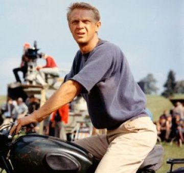 Steve Mc Queen - La grande évasion - 1963