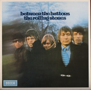 The Rolling Stones - Between the Buttons - LP cover by Gered Mankowitz