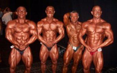 Compétition Bodybuilder