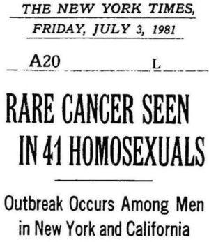cancer gay