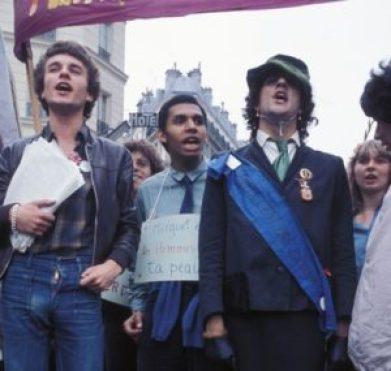 manifestion contre l'amendement Mirguet